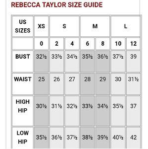 Rebecca Taylor Listings